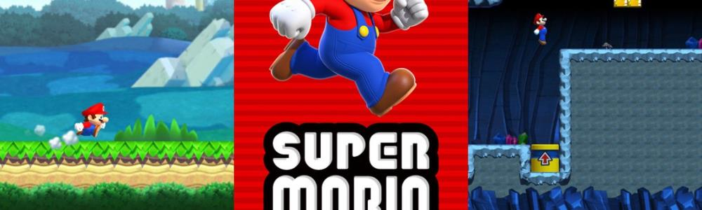 Wow, Super Mario Run was downloaded by 40 million people in its first few days