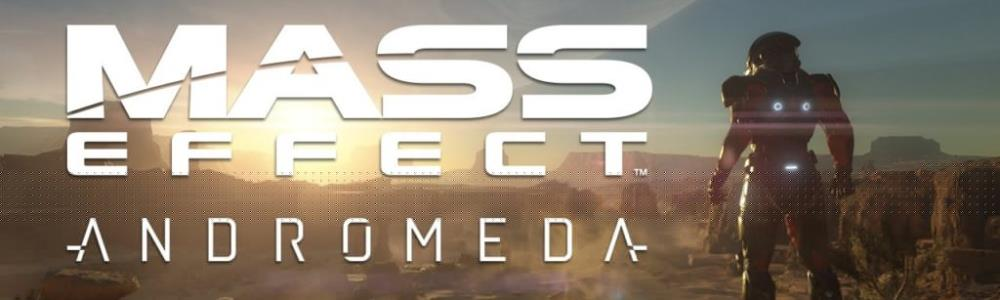 Mass Effect: Andromeda Receives New Gameplay Trailer at CES 2017