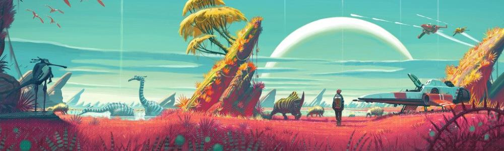 Hello Games Working on New No Man's Sky Update
