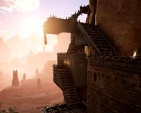Conan Exiles Building System Demonstrated in Video