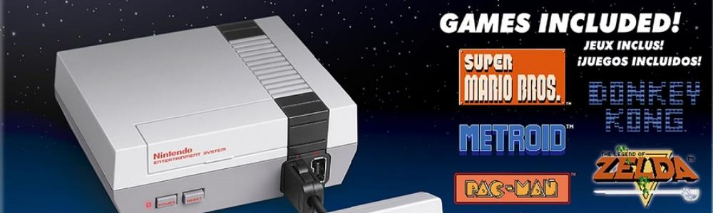 NES Classic Edition Hacked to Add Even More Games