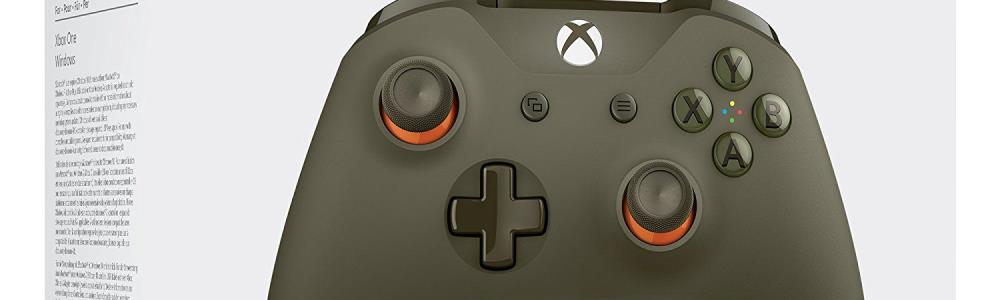 New Xbox One Controller Colour Scheme Revealed