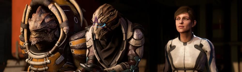 Mass Effect: Andromeda Closely Ties Single Player and Multiplayer