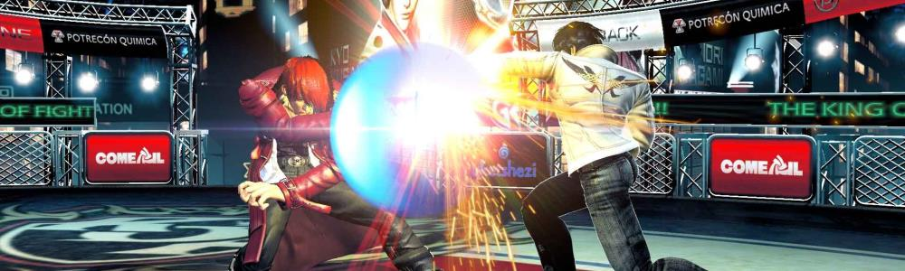 The King Of Fighters XIV Update 1.10 Released