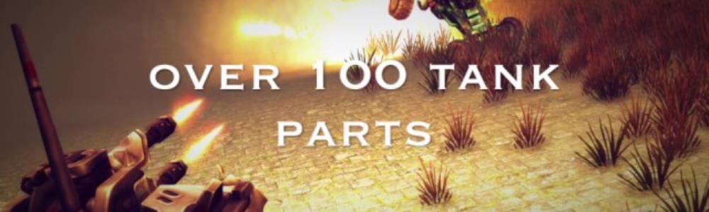 Frag The Tanks Alpha Trailer