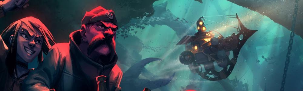 Diluvion Coming to Steam on February 2