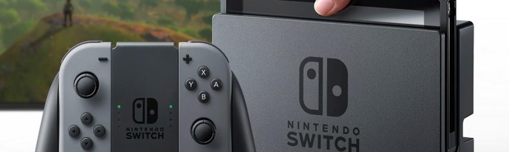 Nintendo Switch Price Surfaces on Target; 15 Launch Games Listed