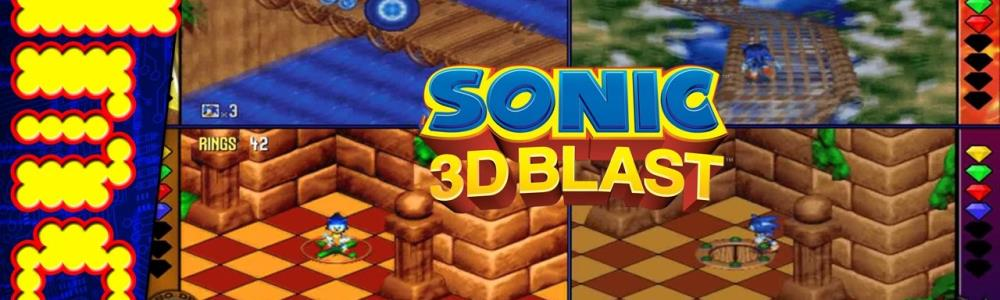 LMC Versus: Sonic 3D Blast 4-Player Race
