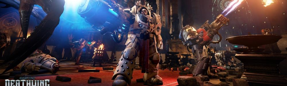 Space Hulk: Deathwing Class Guide