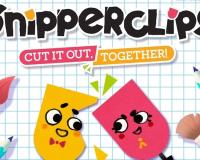 Snipperclips - Nintendo Switch Gameplay