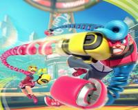 Nintendo Switch Title 'Arms' Doesn't Require Motion Controls