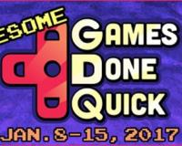 Awesome Games Done Quick Breaks 2015Record