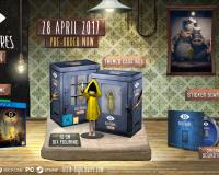 Little Nightmares release date, pre-order offers, Six Edition and new trailer unveiled by Bandai...