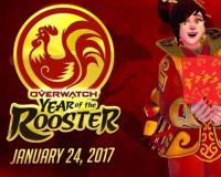 Overwatch Year of the Rooster Event on Jan 24th
