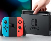Nintendo Switch Doesn't Need a Web Browser