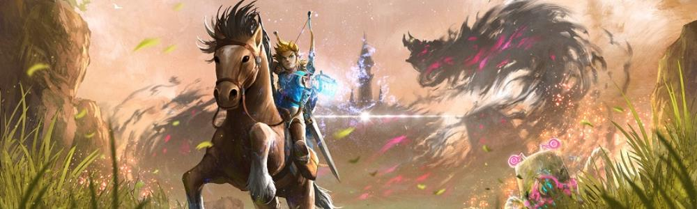 Zelda- Breath of the Wild Game Guide Shoots to Amazon #1 Best Seller