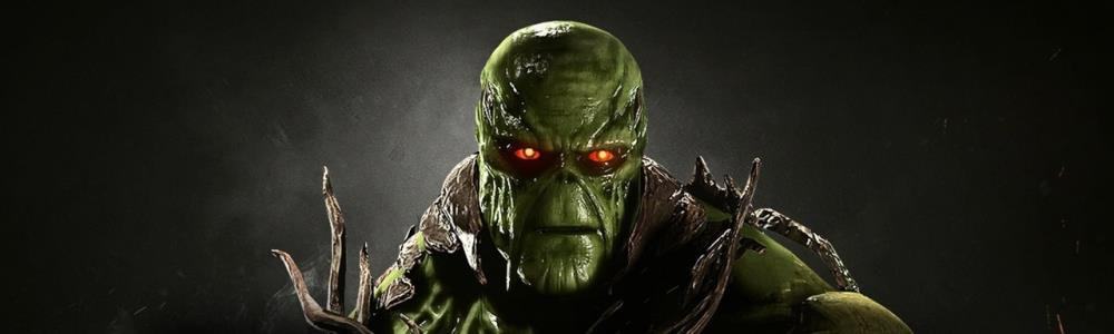 Swamp Thing emerges from the muck as the latest playable character in Injustice 2