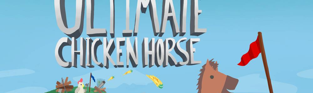 Think of yourself as the Ultimate Chicken Horse? Well, it's coming to Xbox One, PS4 and Switch!