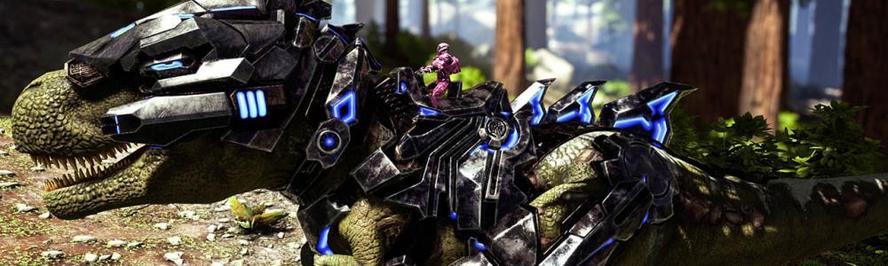 Ark: Survival Evolved gets Laser-Cannon-Dinos in New Update