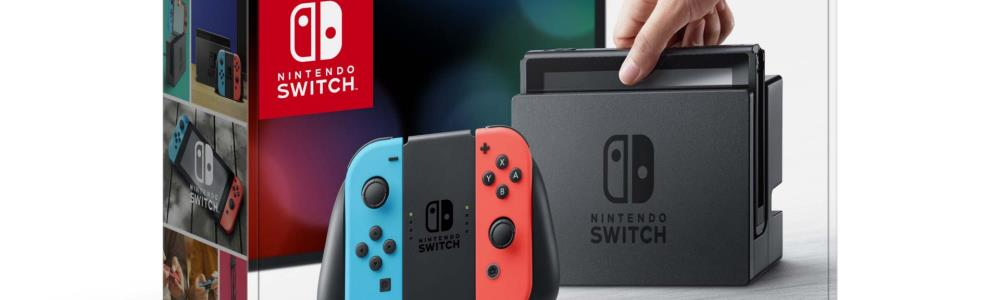 Nintendo Switch Arrives at Australian Retailers Early