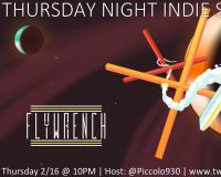 Thursday Night Indie Spotlight #52: Flywrench - A Rage-Inducing Good Time | PS4 Gameplay