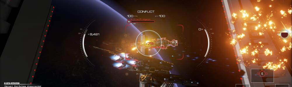 Fractured Space Bring a Popular Crew Member Back