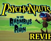 Psychonauts in the Rhombus of Ruin Review: A Strong Case For VR Point-And-Click Adventure Games