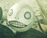 NieR: Automata - Original NieR Easter Egg | Lunar Tear Trophy Guide