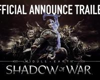 Warner Bros. Interactive Announces Middle Earth: Shadow Of War