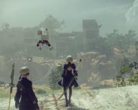 New Extended Length NieR: Automata Video Highlights RPG Elements Of Action-RPG Title